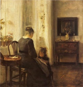 mother-and-child-carl-holsoe