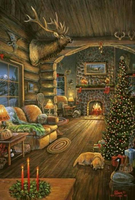 lodgechristmas