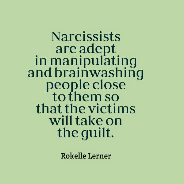 Malignant Narcissists – The Hope Blog